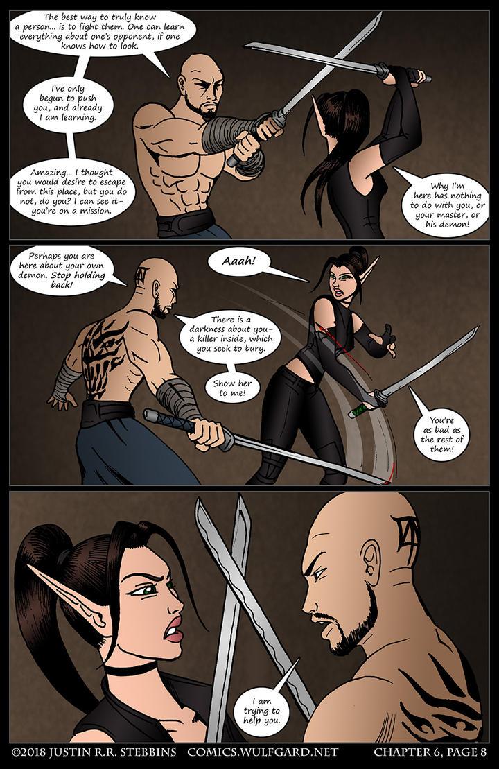 Wulfgard Comic: Chapter 6, Page 8 by Saber-Scorpion