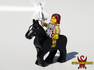 LEGO Shadow of the Colossus - Wander Minifig