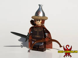 Custom LEGO Figure: Soldier of Dale, The Hobbit