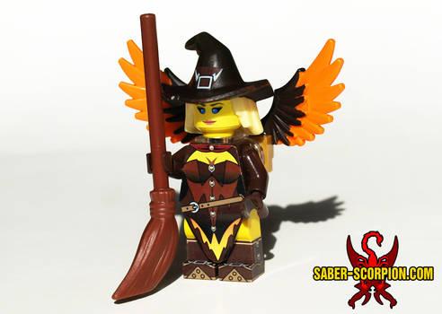LEGO Overwatch: Witch Mercy