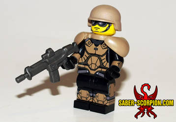 Combat Armor, Reinforced Mark 2