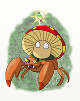 Mega Parasect by ArtDean1992