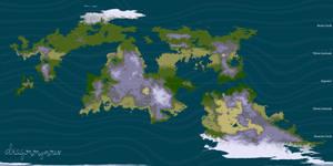 Map of Savek