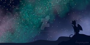 Spyro and the Swirly Sky