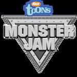 nicktoons monster jam logo