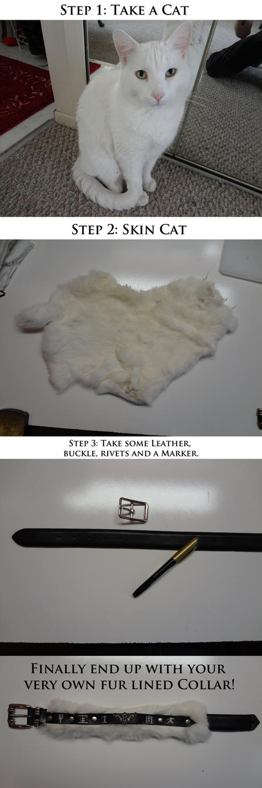 how to make a collar