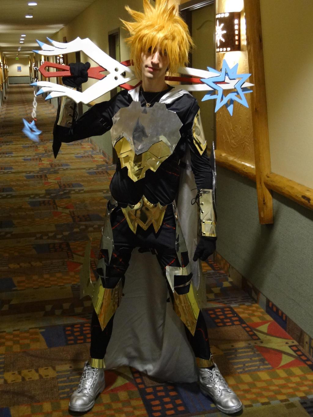 Kingdom hearts ventus armor