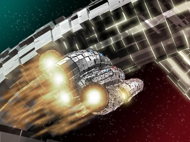 Uzay Gemisi by Egzanimus