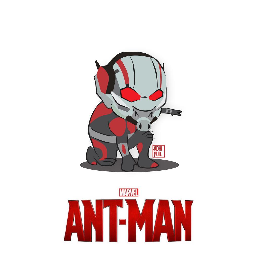 Ant Man By Adhipoer On Deviantart