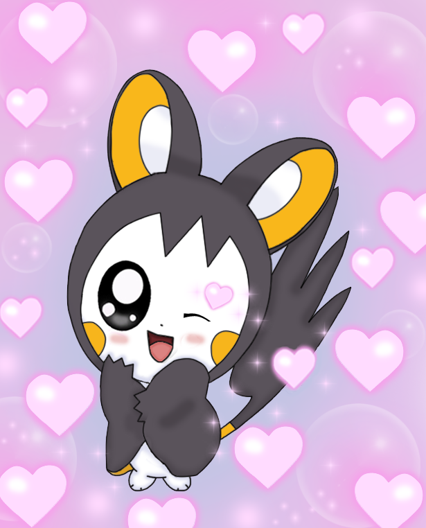 emolga attract - photo #8