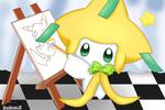 drawing a pikachu