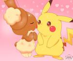 Kissing To Pikachu