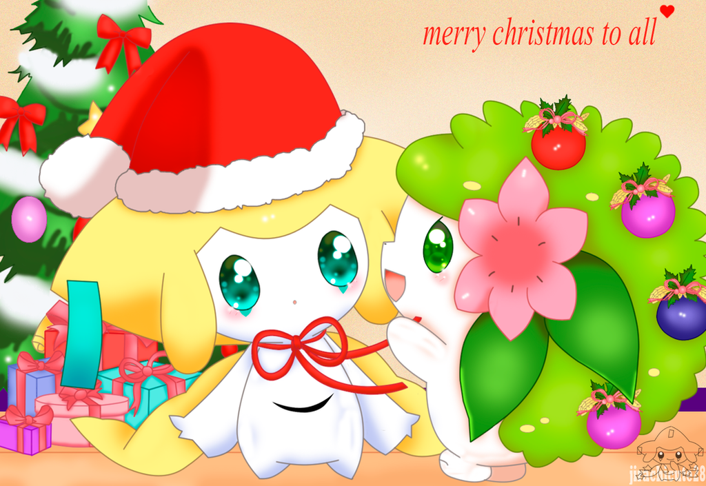 Preppare The Christmas by jirachicute28