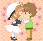 Chibi Sakura And Shyaolan