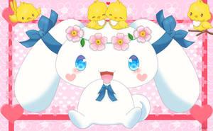 fluffy Cinnamoroll by jirachicute28