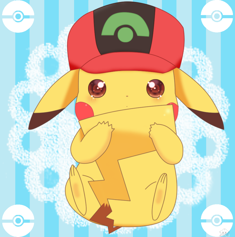 Pikachu Hoenn by jirachicute28