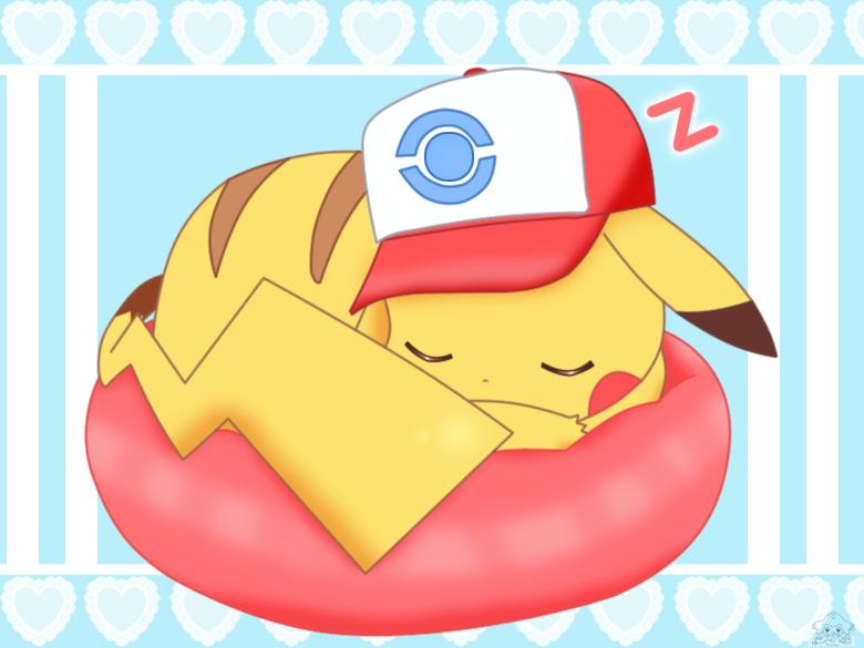 Pikachu Unova by jirachicute28
