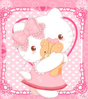 Hello Kitty by jirachicute28