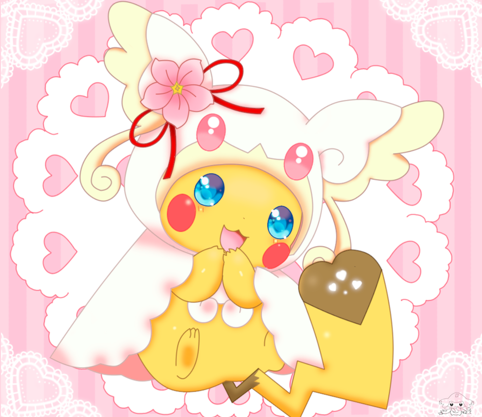 she is mega  cute X3 by jirachicute28