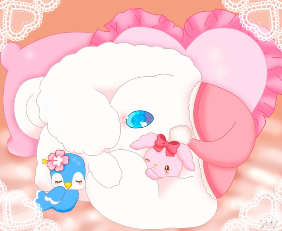 sweet Dreams by jirachicute28