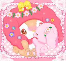 a cute little love
