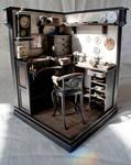 Miniature Clockmakers Workshop.