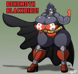Behemoth Blackbird