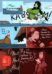 Titanic Teamup by ValGaavTheDragon
