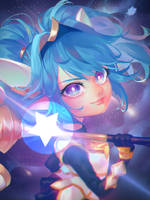 Star Guardian Poppy by LengYou