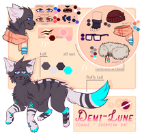 Demi-Lune Reference | 2018 by Demillune