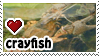 Crayfish stamp by everyday-im-wumboing