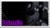 fnaf stamp series- bonnie by everyday-im-wumboing