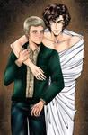 Sherlock and Watson - Scandal in Belgravia
