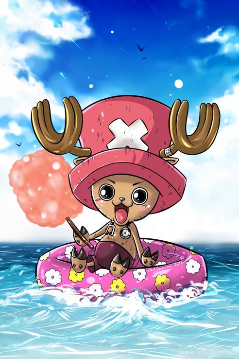Tony Tony Chopper - One Piece by Marie-Angele