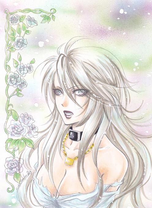 Vanessa - Trinity Blood - Gift by Sambre-sambre