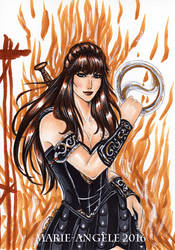 Xena by Marie-Angele