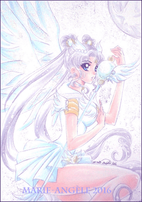 Sailor Cosmos by Marie-Angele