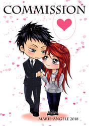 Shinya and Gwen - COM