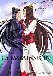 Jiang and Wen - Commission
