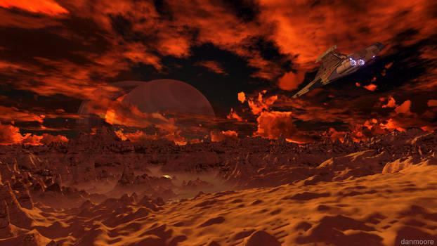Exploring Titan ( Lumion version )