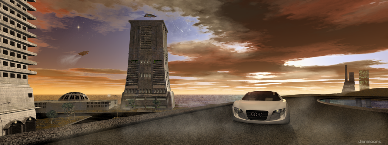 Early Audi by danmoore