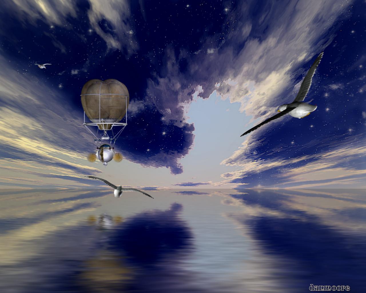 Underworld by danmoore