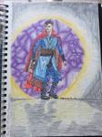 Doctor Strange Drawing
