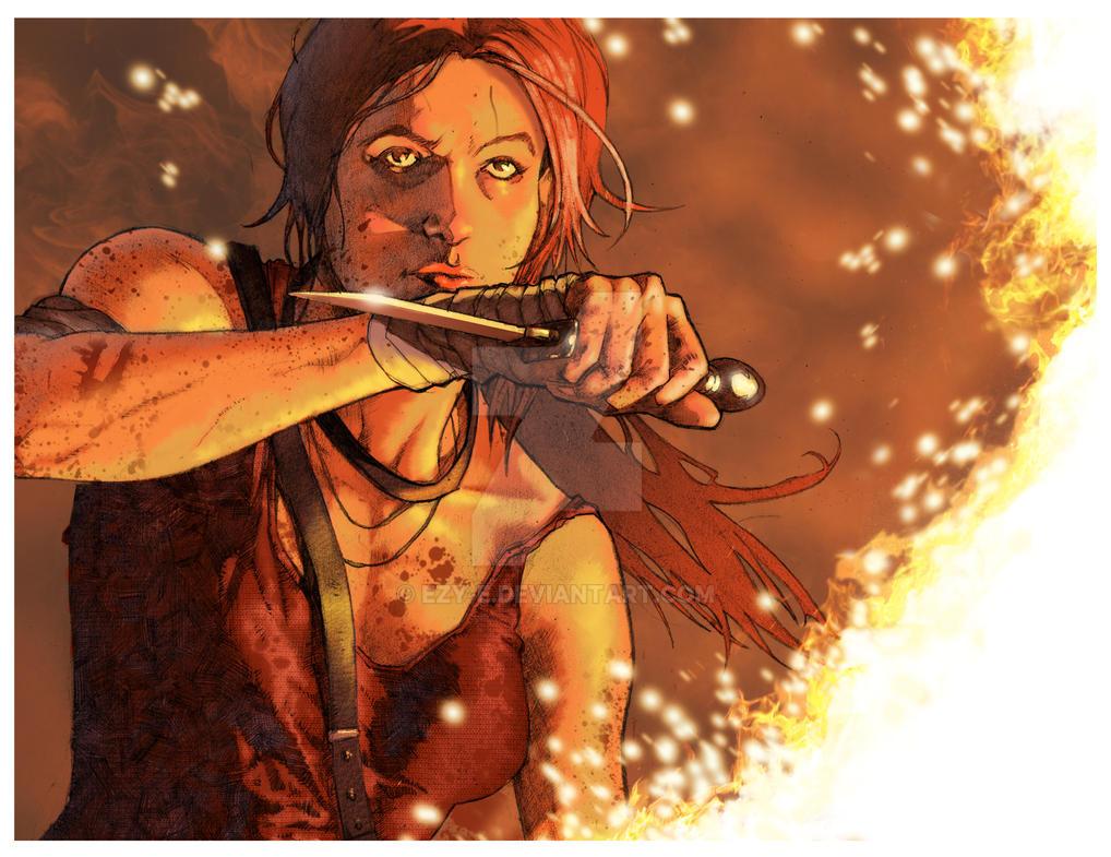 Tomb Raider Reborn by ezy-e