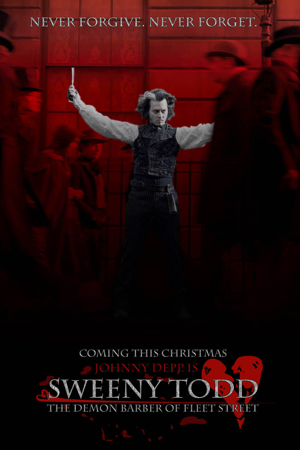Sweeny Todd of Fleet Street by liliy
