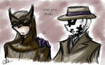 Rorschach - What He Never Said