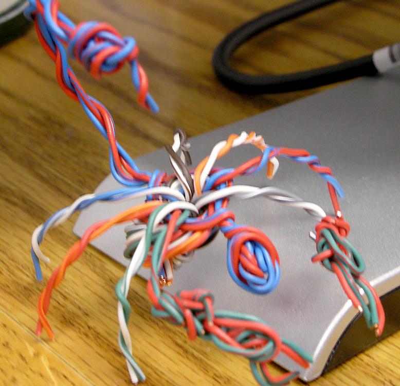 Wire Scorpion by liliy on DeviantArt