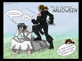 WAM - Happy Halloween II by liliy