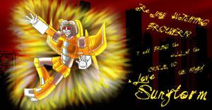 TF - Sunstorm Wants To Share