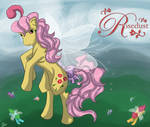 MLP - Rosedust by liliy